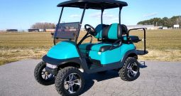 2017 Club Car Precedent Custom Golf Cart